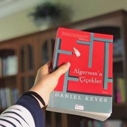 Algernon'a Çiçekler | Daniel Keyes #eceninkitapyorumu