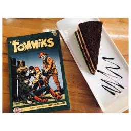 Tommiks 1-2 | Çizgi Roman • #eceninkitapyorumu