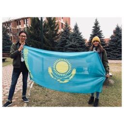 Yernar Sembekov | Kazakistan – Dünyadan Röportajlar #2 – İnterviews From The World 🌎