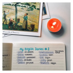 My English Stories #3 | School Trip and Martin