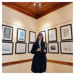 Anadolu Üniversitesi Eğitim Karikatürleri Müzesi ☘️