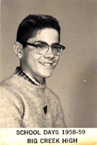 Homer Hickam Jr. 1958-1959