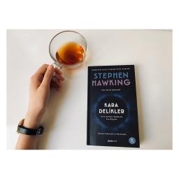 Kara Delikler | Stephen Hawking #eceninkitapyorumu