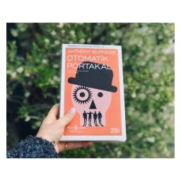 Otomatik Portakal |Anthony Burgess #eceninkitapyorumu🍊
