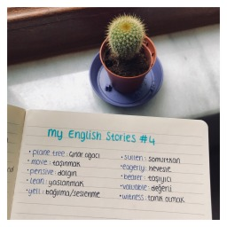 My English Stories #4 | Lia 🌳