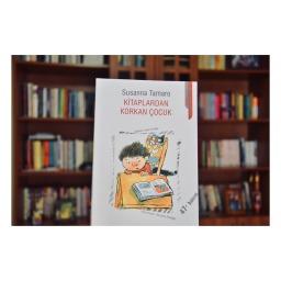 Kitaplardan Korkan Çocuk | Susanna Tamaro #eceninkitapyorumu