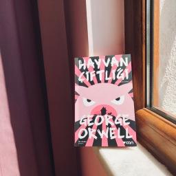 Hayvan Çiftliği | George Orwell #eceninkitapyorumu