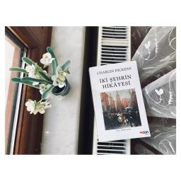 İki Şehrin Hikâyesi | Charles Dickens #eceninkitapyorumu