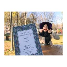 Bir Delinin Hatıra Defteri | Nikolay Gogol #eceninkitapyorumu