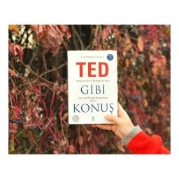 Ted Gibi Konuş | Carmine Gallo #eceninkitapyorumu